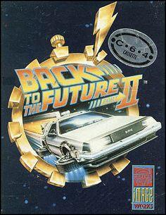 Back to the Future II (Commodore 64)