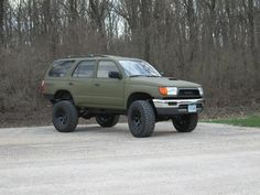 Great Color! Add a rear bumper and replace the front bumper and you're in business!