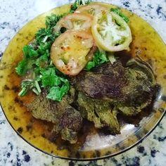 Jantar #delicious #detox #comida #secabarriga #secavaca30dias #foco #light #lifestyle #comidasaudavel #dieta #reeducaçãoalimentar #xocelulite #comeeagacha #comerbem #fds #lowcarb #semdiadolixo by alimentacaosaudavelaos31