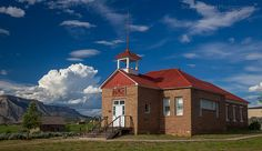Battlement Mesa School - Established 1907 | by Bridget Calip - Alluring Images