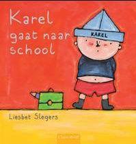Boekenhoek: Karel gaat naar school