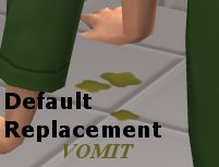 Mod The Sims - Realistic Vomit (sensitive stomachs need not look)