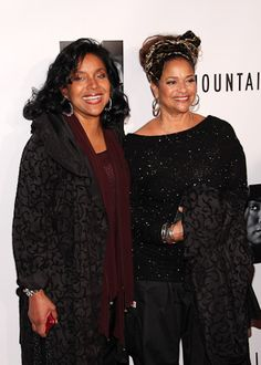 Debbie and Phylicia