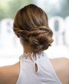 Nueve tendencias en peinados de novia que vamos a llevar en 2017
