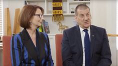 Former Prime Minister Julia Gillard will replace former Victorian Jeff Kennett as chair of men's mental health organisation beyondblue.