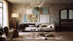 Loft and Luxury