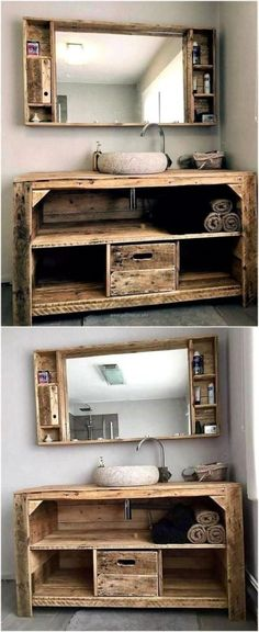 45+ Easy and Inexpensive DIY Pallet Furniture Inspirations