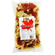Que Pasa Organic O' Canada Tortilla Chips Snack Recipes, Snacks, Canada Day, Tortilla Chips, Cold Drinks, Long Weekend, Picnic, Bbq, Tortillas