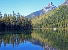 String Lake, Teton National Park.  I used to take the kids I nannied for here 25 years ago...