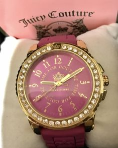 Juicy Couture Watch, Michael Kors Watch, Gold Watch, Watches, Accessories, Fashion, Moda, Wristwatches, Fashion Styles