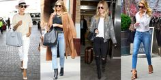 Rosie Huntington-Whiteley Joins Forces With Paige for a New Line of Jeans
