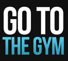Summer bodies are made in the winter! So GO TO THE GYM!     www.PTontheGO.com
