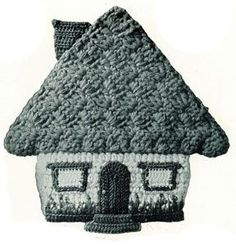 Honeymoon Cottage Potholder