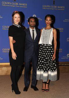 Olivia Wilde Photos - 71st Annual Golden Globe Awards Nominations - Zimbio