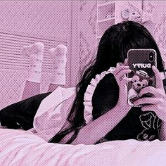 Cute Goth, Pink Themes, Cute Makeup, New Instagram, Photo Reference, Kawaii Girl, Pink Aesthetic, Girl Pictures, Ava