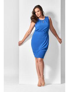 Mart Visser jurk Jasmin Cobalt Maxi - NEW MAXI COLLECTION