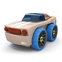 Edtoy TransforMobile GT-M Car M8i