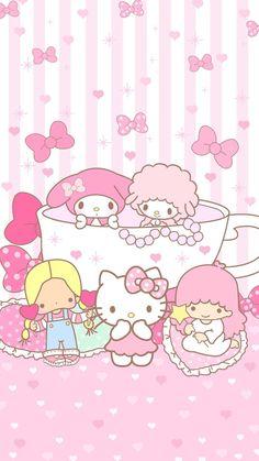 Hello Kitty & My Melody & Little Twin Stars