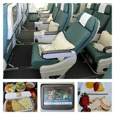 WIN a Premium Economy Cathay Pacific flight from Australia to Hong Kong. Click link: http://www.ytravelblog.com/win-a-cathay-pacific-premium-economy-flight/ #travel #flights