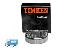 30204 Trailer wheel bearing Original Timken 20x47x15.25mm