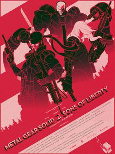 Fantastically Designed Video Game Poster Art - Zelda, Metal Gear, and More — GeekTyrant
