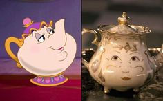 Beauty and the Beast 2017 review, from LeFou to Belle's dress to the new creepy Mrs. Potts design. Does it hold up to the original? Should you see it?
