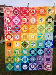 Blake's quilt top | Flickr - Photo Sharing!