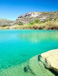 Devils River State Natural Area / Del Rio, Texas