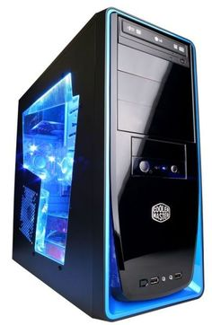 //  Cyberpower Gaming Battalion 502 Desktop with AMD QC FX 4170 4.2GHz for £499.98  //