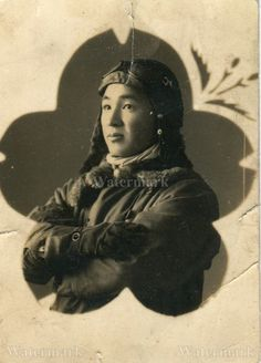 Japanese Navy Airforce Fighter Pilot