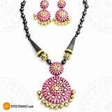 terracotta jewellery - Yahoo India Image Search results