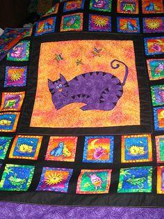 ♥ Jasmin's quilt
