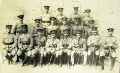 6 (Garrison) Bn RWF Comd Lt Col Greenfield, photo likely taken Egypt RWF arrive Cairo and moved to Salonika to end of hostilities. World War One, North Wales, Cairo, Egypt, Painting, World War I, Painting Art, Hand Warmers, Paintings