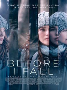[stream] Before I Fall & Full version HD (Before I Fall aka 还有机会说再见 - 在我坠落前 - Si no despierto - Wenn du stirbst, zieht dein ganzes Leben an dir vorbei, sagen sie - 내가 죽던 날 - Πριν Φύγω - Film 2017, Quote Movie, Movie Tv, Film Quotes, Streaming Hd, Streaming Movies, Kino Box, Films Hd, Bon Film
