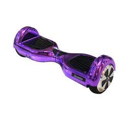 Purple-Hoverboard