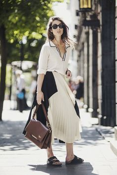 Style Inspiration : 10 Easy Breezy Mid-summer Looks