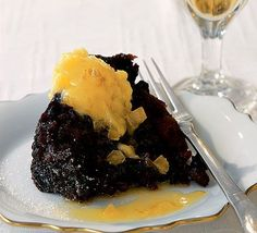 What's Christmas without the pud? This is a plump pudding with history...