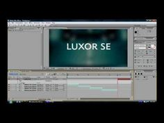 ▶ Mock Commercial and Text Animation in After Effects - Part 1 - YouTube