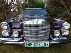 Mercedes-Benz 280 SE 1971 Mercedes S Class, Mercedes Benz, Cars And Motorcycles, Antique Cars, Classic Cars, Beauty, Scouts, Cars, Vintage Cars