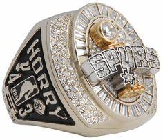 2005 San Antonio Spurs Ring