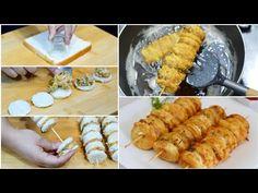 Aisi Recipe Jo Kisi Ne Kabhi Dekhi Na Suni | Chicken Bread Snack Recipe | Ramzan Special - YouTube Bread Snacks Recipe, Snack Recipes, Ramadan Recipes, Iftar, Finger Foods, The Creator, Ramadan Mubarak, Chicken, Vegetables