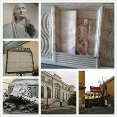 #InvasioniDigitali alla Centrale Montemartini #Roma by Camilla Areddia