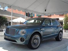 2014 Bentley SUV