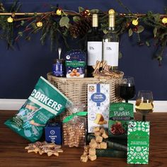 The Midnight Forest Hamper
