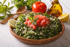 التبولة Delicious tabouleh recipe