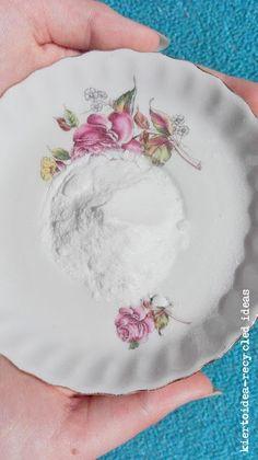 Itse tehty kuorinta-aine ruokasoodasta, parempi kuin mikrorakeet - DIY scrub from baking soda, better than microbeads!