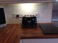 Delongi toaster