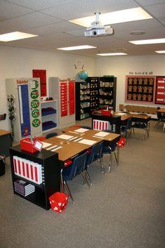 A peek into a beautiful classroom... - Queen of the First Grade Jungle