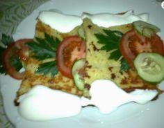 Zemiaková baba,pečená na plechu Slovak Recipes, Russian Recipes, Caprese Salad, Recipies, Potatoes, Pudding, Cooking, Breakfast, Desserts