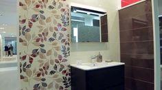 Our stand at Cevisama 13 #grespania #tiles #porcelain #ceramic #bathroom